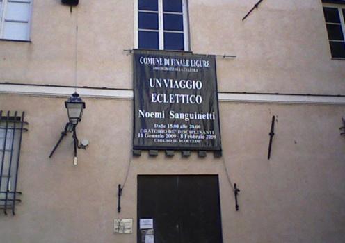 Mostra - Chiostri di Santa Caterina - Final Borgo