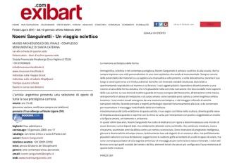 pubblicazione Exibart1
